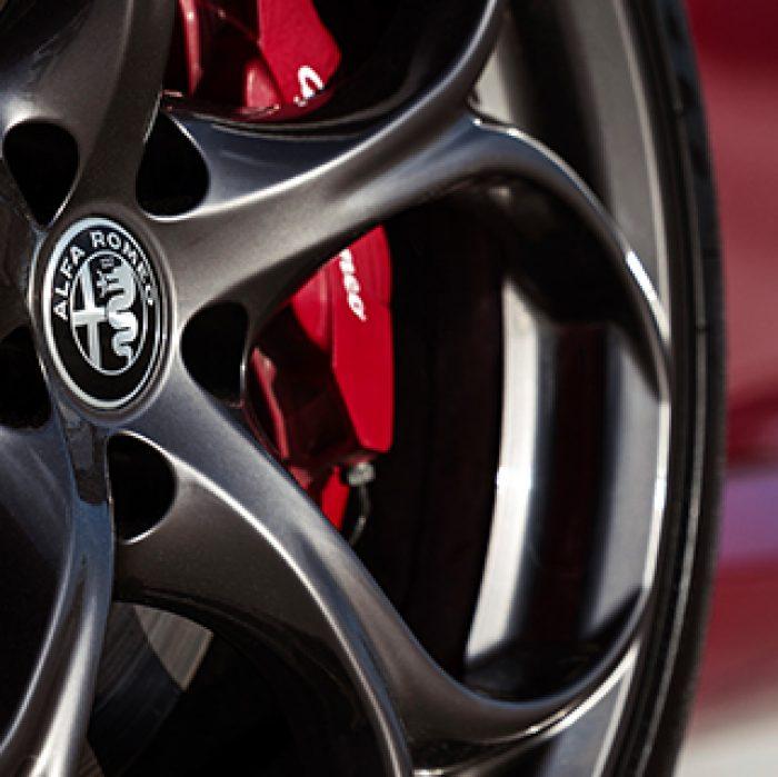 Ruedas del Alfa Romeo Giulia 2019