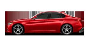Lateral del Giulia - Alfa Romeo USA