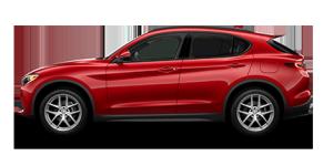 Lateral del Stelvio - Alfa Romeo USA