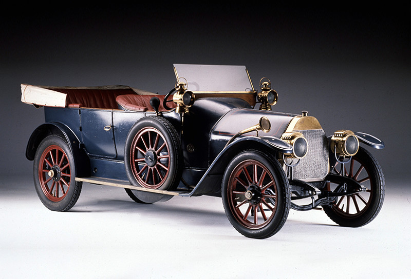 ALFA 24 HP de Giuseppe Merosi, 1910