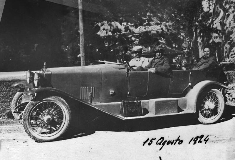 Alfa Romeo RL, la obra maestra de Merosi, 1922