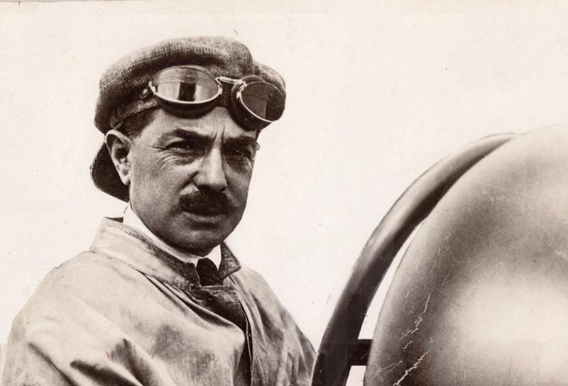 1923: El RL conquistó Targa Florio