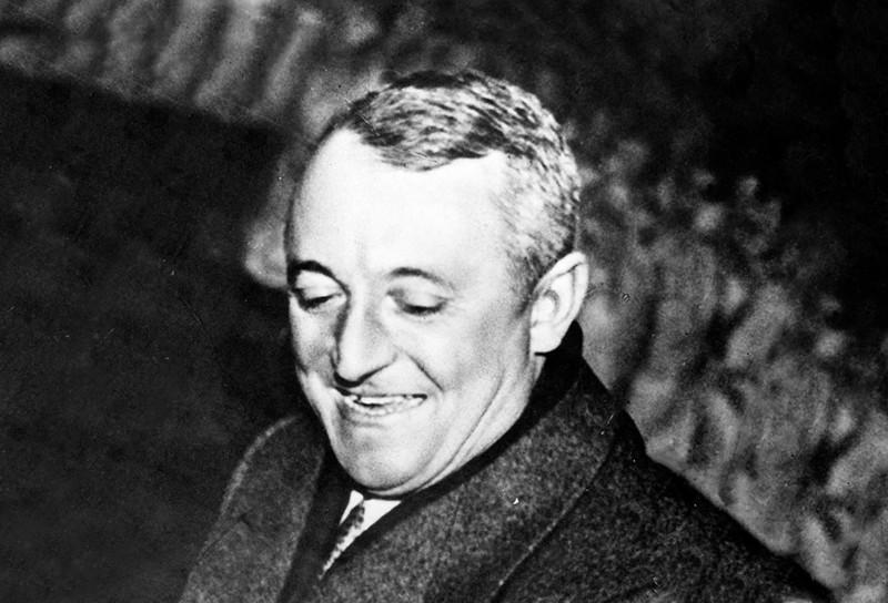 Ugo Gobbato, el nuevo director de Alfa Romeo, 1933