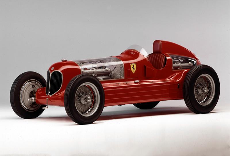 Alfa Romeo Bimotore, diseñado por Luigi Bazzi, 1935