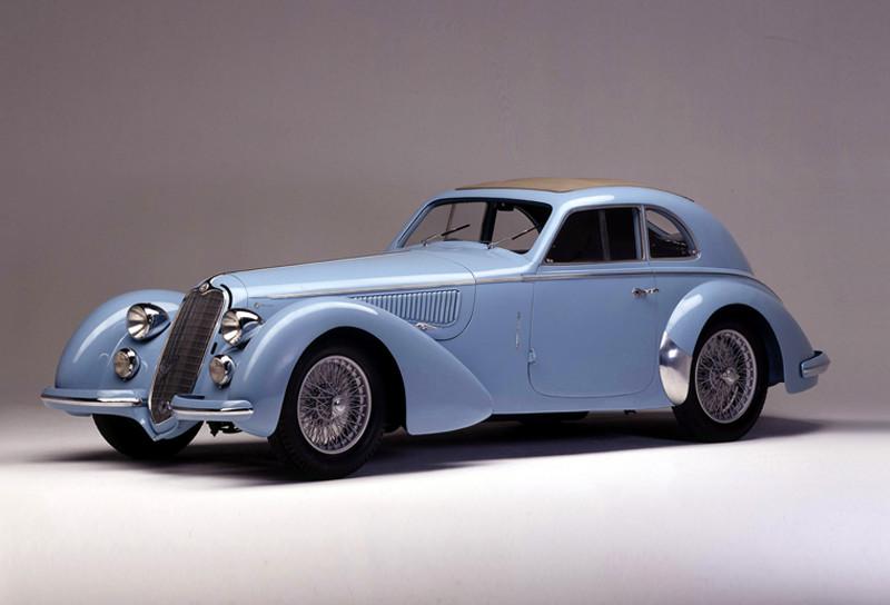 Alfa Romeo 8c 2900, el auto deportivo más bello del mundo, 1937
