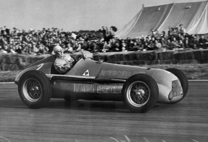 Alfa Romeo 158 diseñado por Gioacchino Colombo, 1938