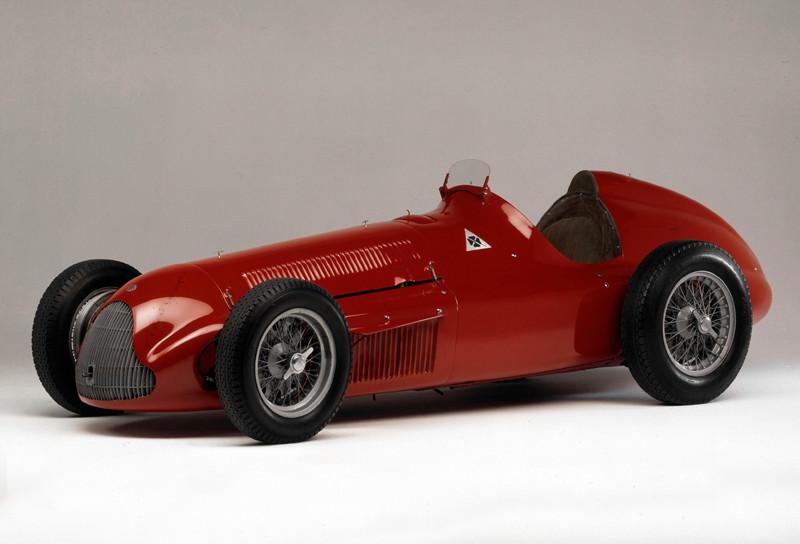 Nació el Alfa Romeo 159, 1950