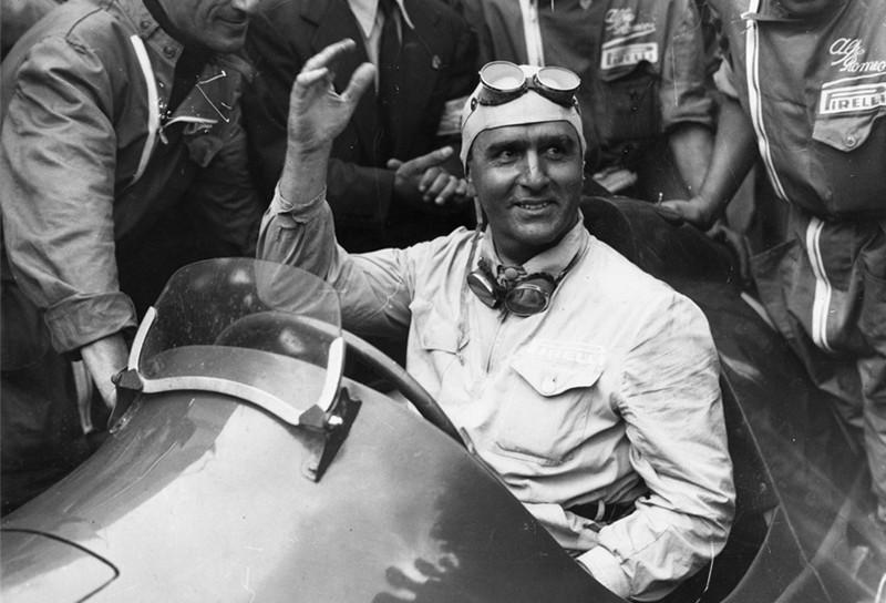Nino Farina ganó el primer campeonato de Fórmula Uno, 1950
