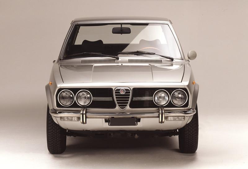 Alfa Romeo Alfetta, 1972