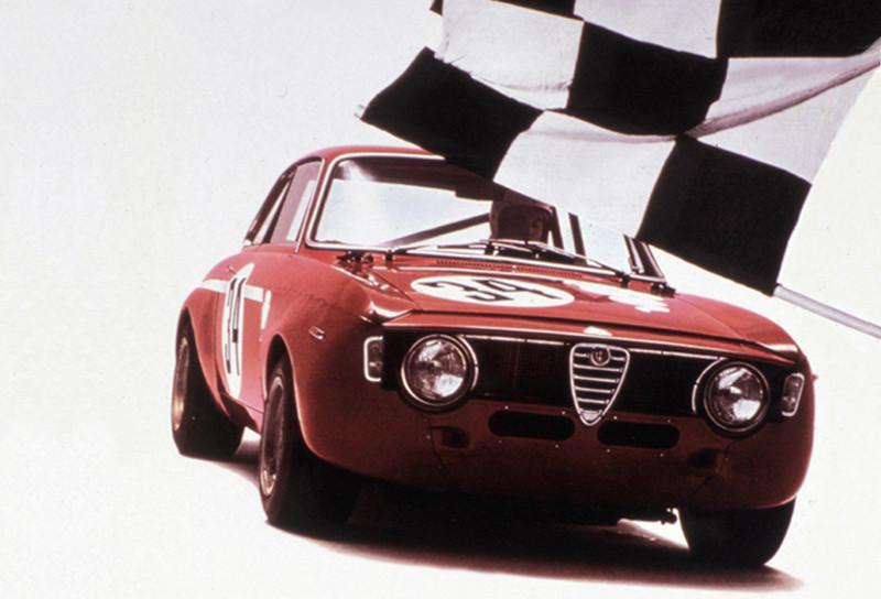 Alfa GTA acumuló victorias en ETCC, 1972