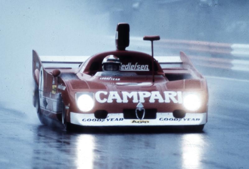 1975: Alfa ganó el primer campeonato mundial de autos deportivos