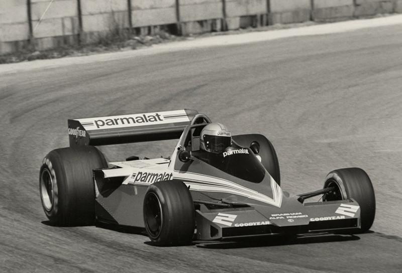 1976: Alfa regresó a la Fórmula Uno con su motor Brabham