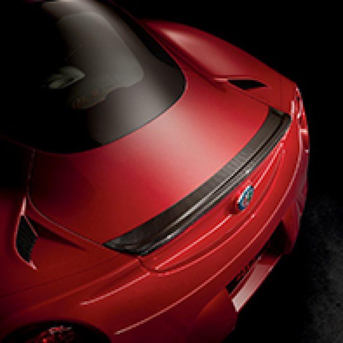 Imagen continua del Alfa Romeo 4C Coupe 2018