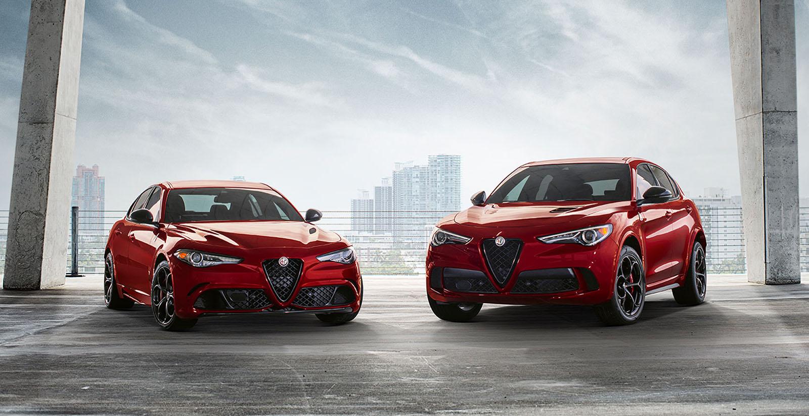 Autos Alfa Romeo 2019 RIS 2