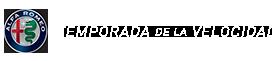 Logotipo de Temporada de velocidad