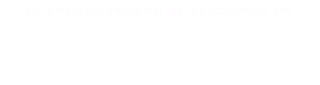 Logotipo del Evento de verano.