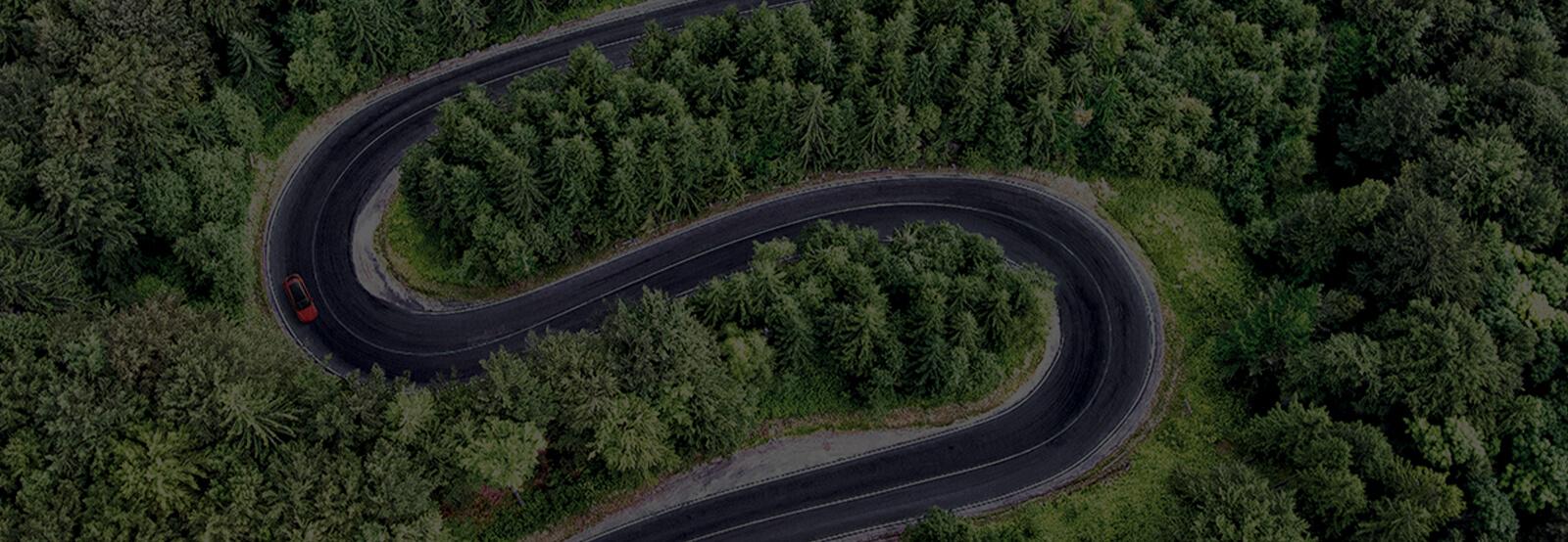 2018 Alfa Romeo Stelvio Winding Road