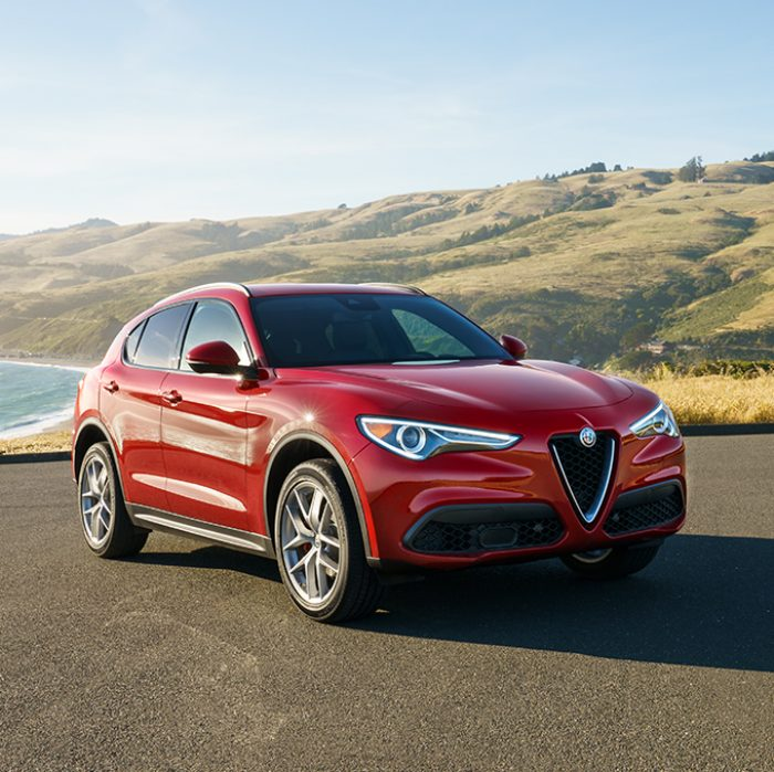 "Video""¡Hola!""del Alfa Romeo Stelvio 2018"