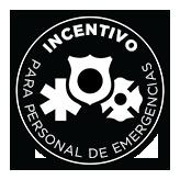 Logo del personal de los servicios de emergencia.